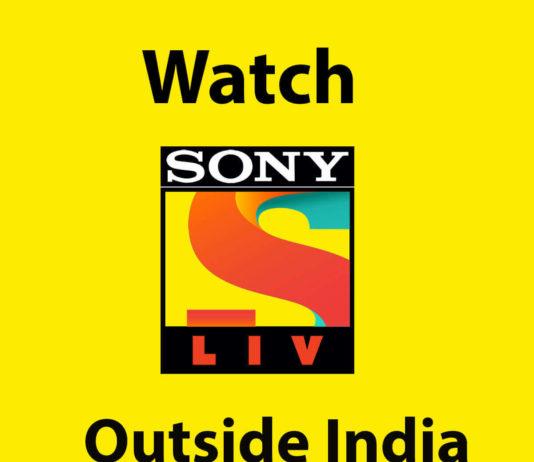 Watch-SonyLIV-utside-India