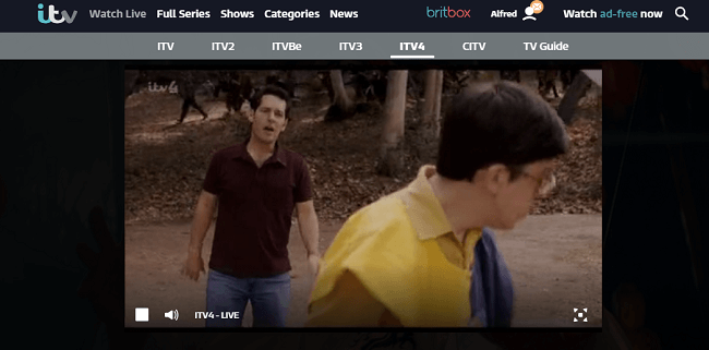 access-itv-hub-in-canada-with-surfshark