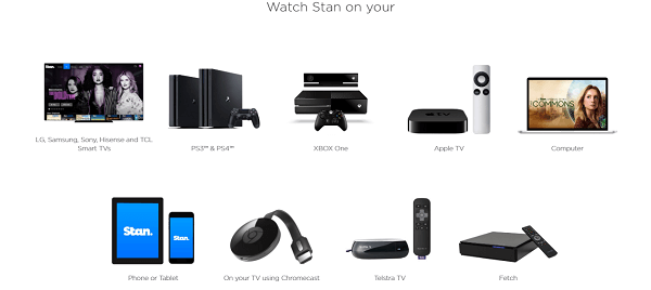 Stan-devices