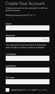 create-hbo-account