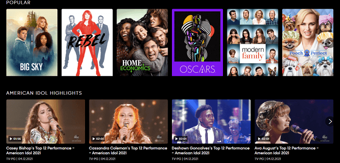 ABC-network-shows